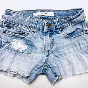 Joe's Jeans | Denim Shorts | Girl's Size 10